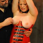 Blonde wife is ready to experience all kinds of dirty torture pleasures