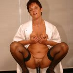 When there are no more patients this nurse loves being naughty with doctors