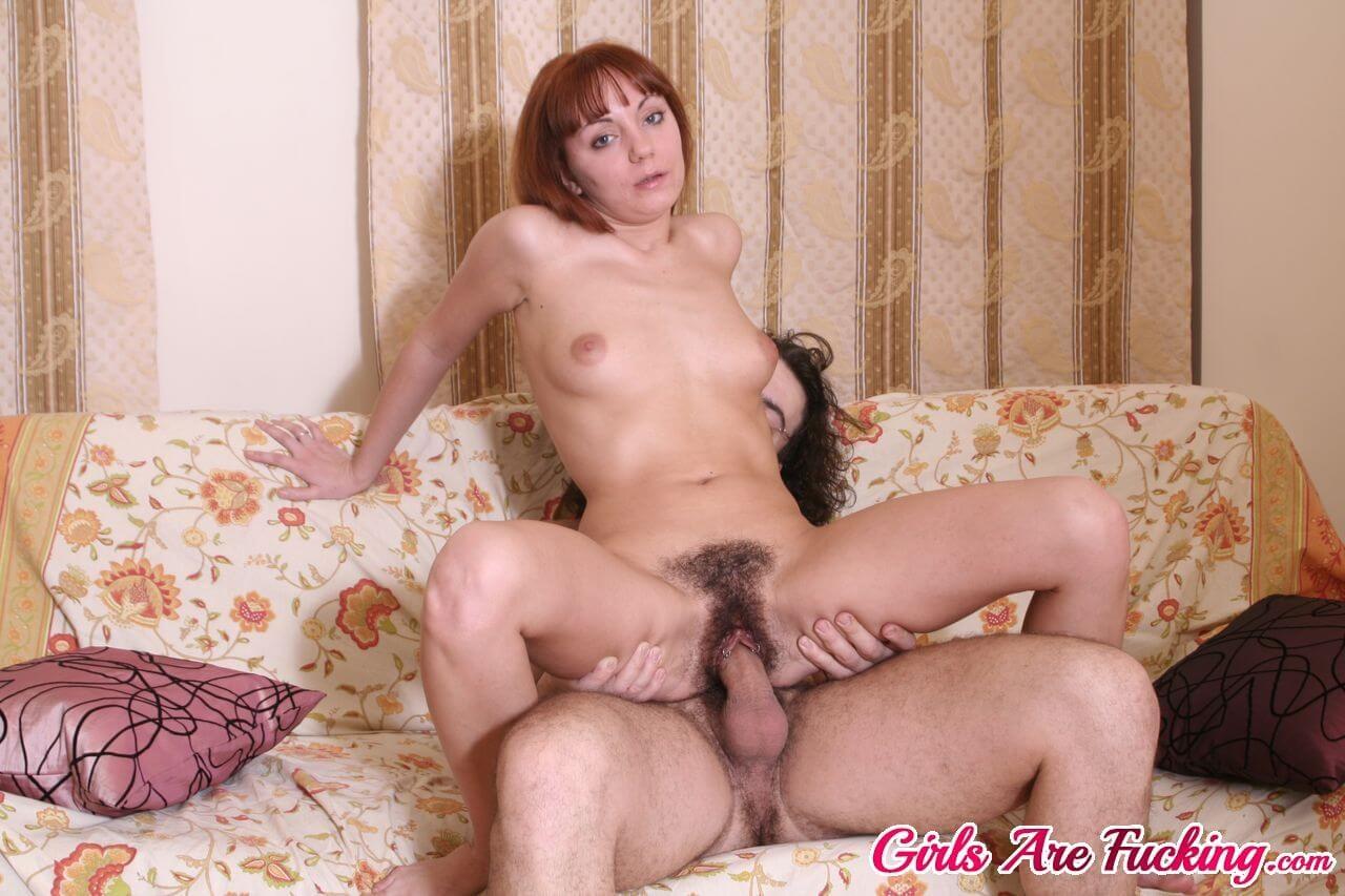 Трах рыжей волосатой, Порно с волосатыми онлайн бесплатно в хорошем 3 фотография
