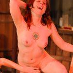 Loads of naughty torture for a beautiful kinky girlfriend